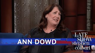 Download Ann Dowd's Reaction To Her Reaction At The Emmys Video