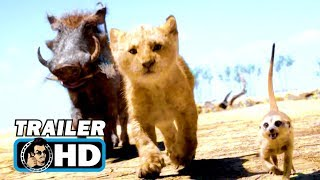 Download THE LION KING ″The King Returns″ Featurette Trailer NEW (2019) Video