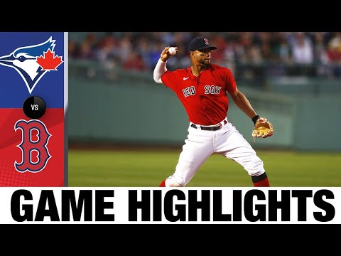 Blue Jays vs. Red Sox Game Highlights (6/14/21)   MLB Highlights