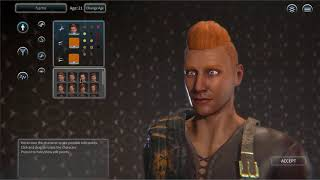 Download Eden Falling [PC] Character Creation Video