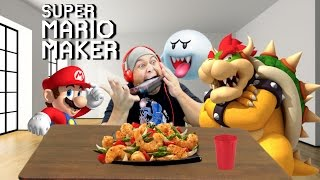 Download I ATE MY F#%KING CONTROLLER!! [SUPER MARIO MAKER] [#83] Video