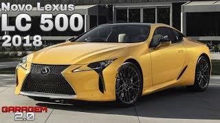 Download Novo Lexus LC 500, O Esportivo Que Queremos! (Garagem 2.0) Video