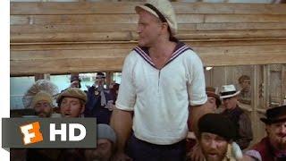 Download Popeye (6/8) Movie CLIP - I Yam What I Yam (1980) HD Video