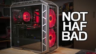 Download Why Not Build a Mini-ITX PC in the Cooler Master H500P? Video
