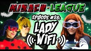 Download Miracu-League: Episode 28: LADY WIFI Video