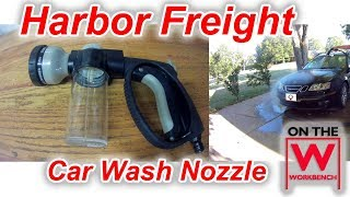 Download Harbor Freight Car Wash Nozzle Video