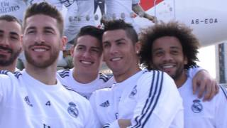 Download Real Madrid A380   Timelapse   Emirates Airline Video