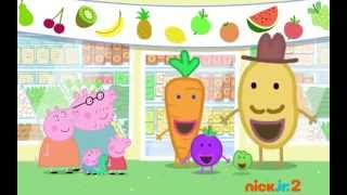 Download Peppa Pig - fruit day Video