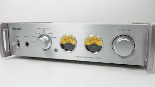 Download Teac AI 501DA Top Notch & Half Price DAC/AMP Video