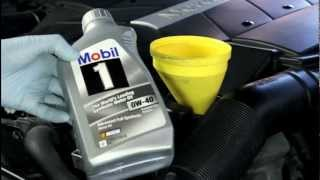 Download How To Change The Oil On Your Mercedes Benz S500 Video