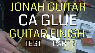 Download SUPER GLUE AS FINISH by JONAH GUITAR, Part 2 Video