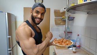 Download MUSKELAUFBAU Hähnchenspieße/ Essen für die Woche vorbereiten Video