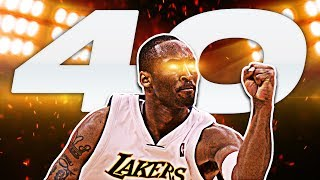 Download Kobe Bryant Top 40 All Time Plays Video