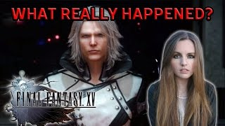 Download WHAT REALLY HAPPENED TO RAVUS! Final Fantasy XV DLC Gameplay Chapter 13 Video