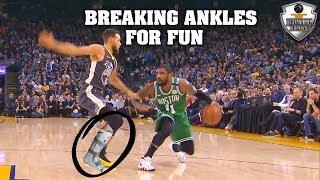 Download NBA ″BROKEN ANKLES″ Moments Video
