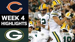Download Bears vs. Packers | NFL Week 4 Game Highlights Video
