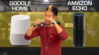 Download Google Home vs. Amazon Echo - 6 months later Video