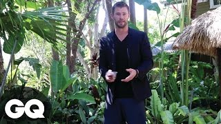 Download Chris Hemsworth Acceptance Speech For GQ Man of the Year Video