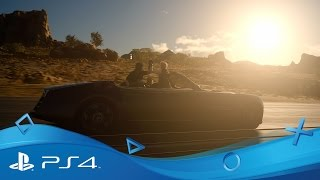 Download Final Fantasy XV | Ride Together - Launch Trailer | PS4 Video