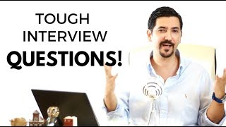 Download Top 3 Tough Job Interview Questions And Answers ✓ Video