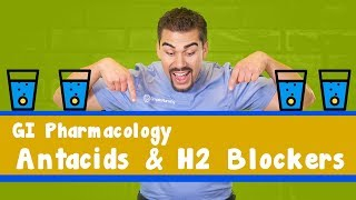 Download GI pharmacology: Antacids & H2 blockers Video