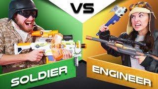 Download NERF Choose Your Hero Battle! Video