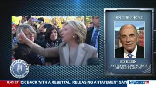 Download The Joe Pags Show | Ed Klein discusses Hillary's reaction after losing Video