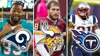 Download Grading The 15 Biggest NFL Free Agency Signings of 2018 Video