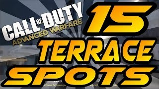 Download 15 Terrace Spots & Glitches! - Advanced Warfare (Jumps, Hiding, & Infected Spots After Patch) Video