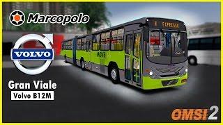 Download [OMSI 2] Mapa Savoy 9 BRT - Gran Viale Volvo + G27 #OMSI2 #OMSI Video