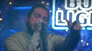 Download Post Malone - I Fall Apart (LIVE at #DiveBarTour Bud Light) Video