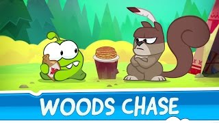 Download Om Nom Stories: Around the World - Woods Chase Video