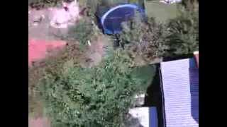 Download Drohne Garching/Alz Video