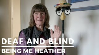 Download Deaf and Blind: Being Me Heather Video