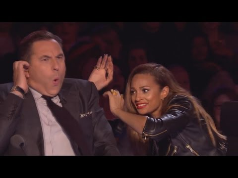 Top 10 Best Auditions Britain's Got Talent  (part 1)