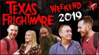 Download Texas Frightmare Weekend 2019 (Interviews, Fan Meat-Up, and more!) Video