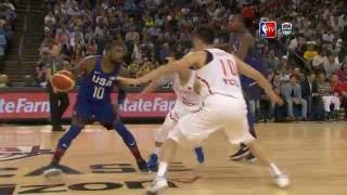 Download USA vs China Exhibition Game Full Highlights 07.26.16 Video