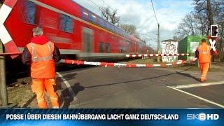 Download POSSE | ÜBER DIESEN BAHNÜBERGANG LACHT GANZ DEUTSCHLAND Video