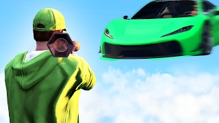 Download DODGE THE 1000MPH CARS! (GTA 5 Funny Moments) Video