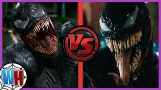 Download Venom vs Venom! Who Was Better Tom Hardy or Topher Grace? Video