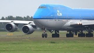 Download 22 Minutes Of Pure Take Off's At The Polderbaan, Schiphol Airport Video