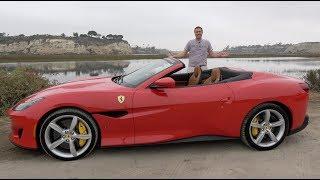 Download Here's Why the Ferrari Portofino Is Worth $250,000 Video