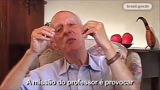 Download Rubem Alves - A Escola Ideal - o papel do professor Video