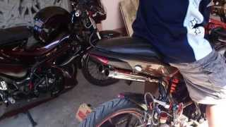 Download kymco k pipe 125 Video