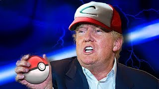 Download Donald Trump Singing The Pokemon Theme Song Video