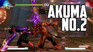 Download Akuma does more combination attacks in a video [TO THE MAX!!!] Video