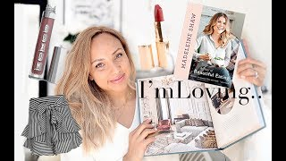 Download WHAT I'M LOVING & NEW IN BEAUTY! Video