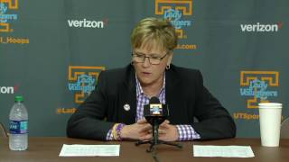 Download Holly Warlick Press Conference - Notre Dame Video