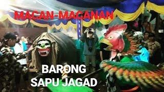 Download Macan-Macanan Kemiren ″Barong Lancing Sapu Jagad″ @Jambesari Video