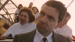Download Bean's Rollercoaster Ride | Funny Clip | Classic Mr. Bean Video